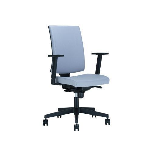Bürostuhl Modell Na, Synchronmechanik, Sitztiefenverstellung, Rückenlehnenhöhenverstellung, Mindestabnahme 5 Stück
