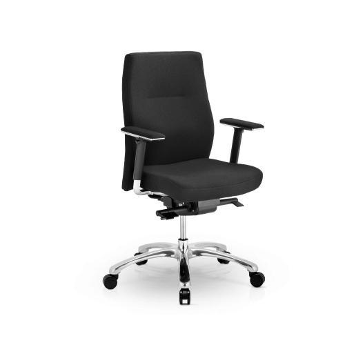 Bürostuhl Modell Ne, Sitztiefenverstellung, Synchronmechanik, Gewichtsregulierung, Rückenlehnenhöhenverstellung, Armlehnen, Mindestabnahme 5 Stück