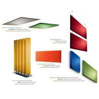 Akustikpaneele diverse Ausführungen für Decke, Wand und freistehend